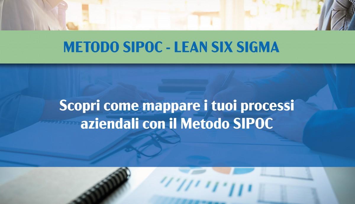 Banner SIPOC Tavola disegno