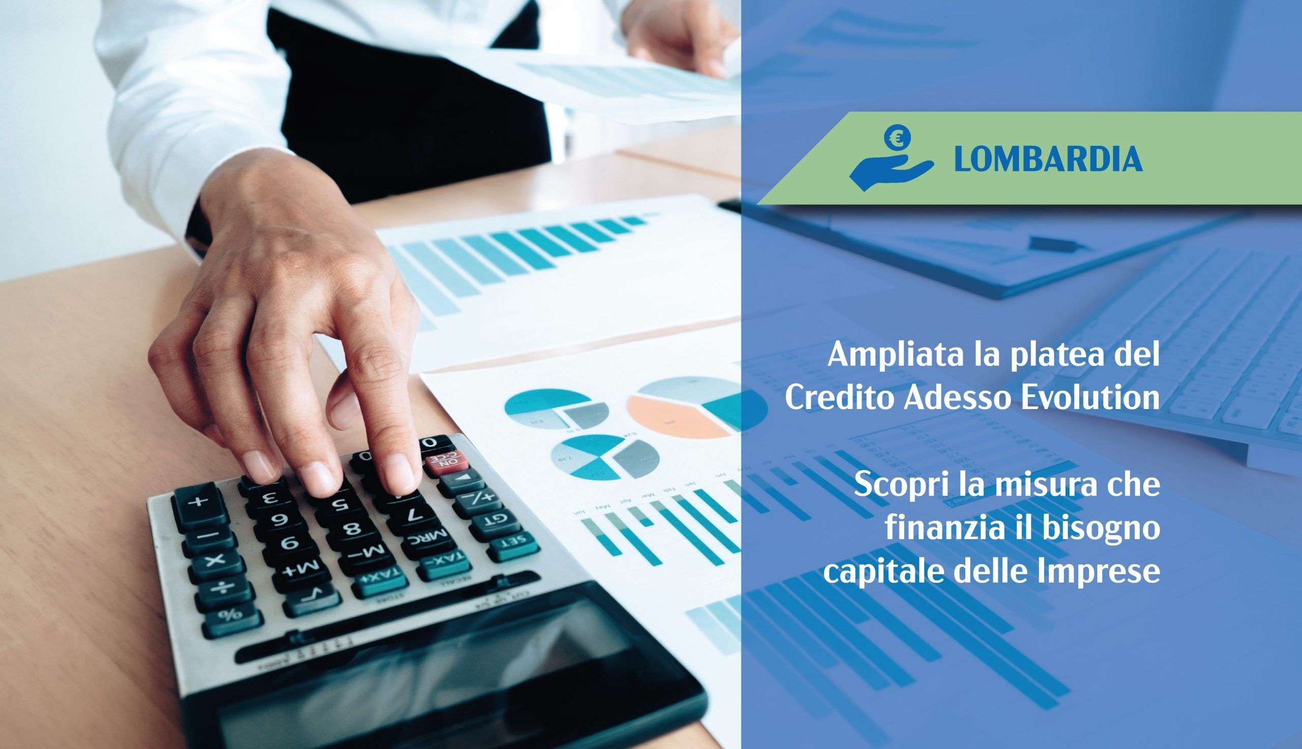 Lombardia Credito Adesso Evolution