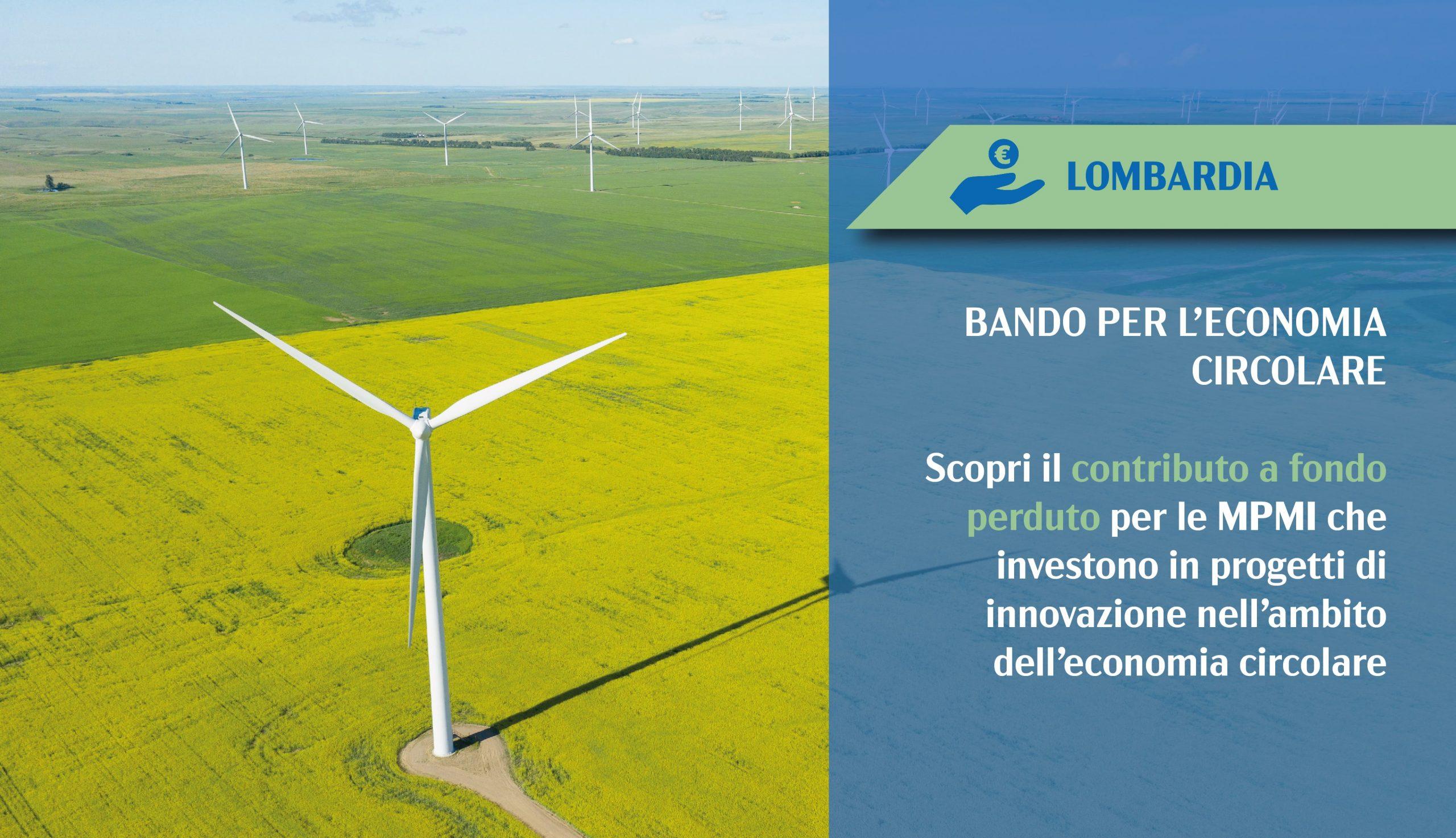 Lombardia Economia Circolare