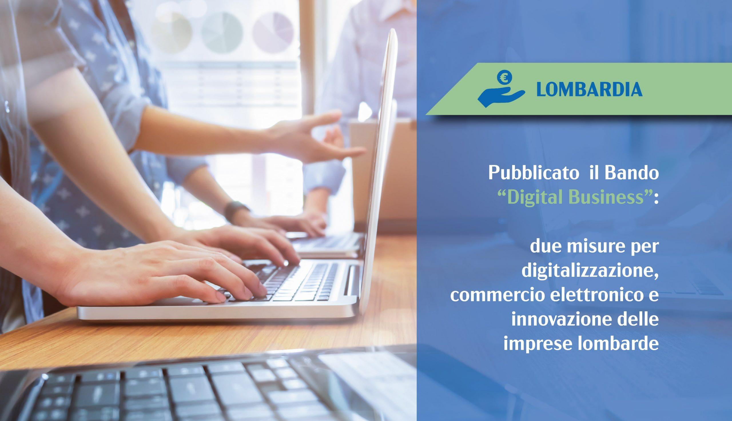 Lombardia Digital Business