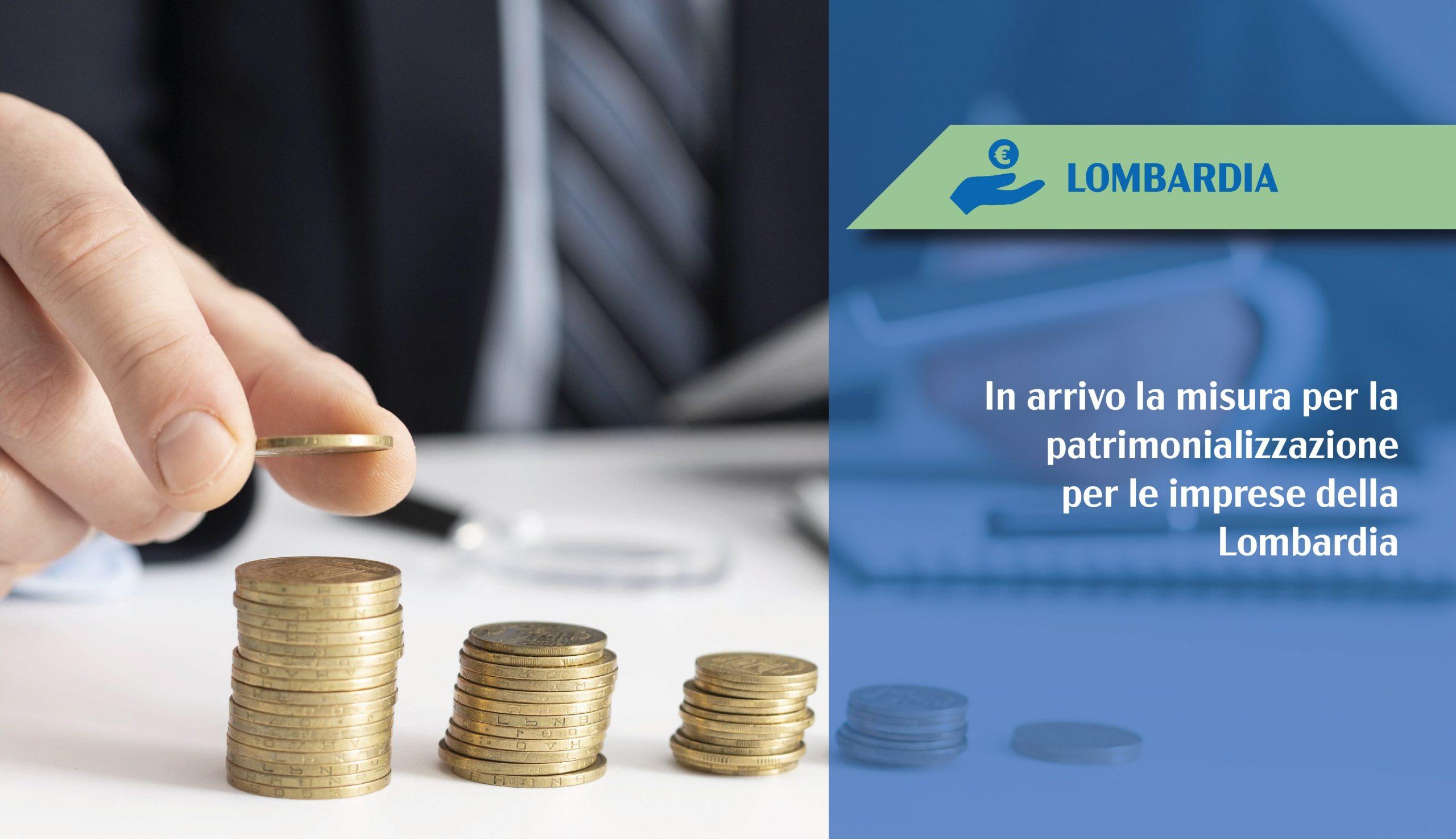 Patrimonializzazione imprese Lombardia