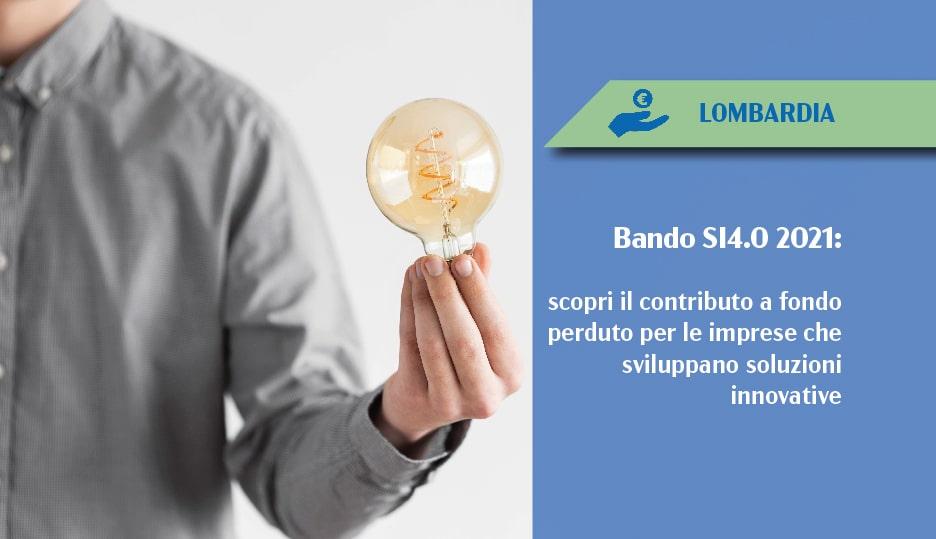 bando imprese innovative lombardia