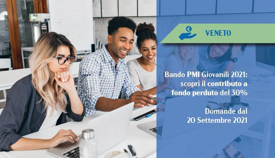 Bando PMI Giovanili Veneto