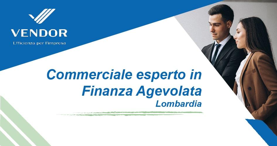 Commerciale Finanza Agevolata Lombardia