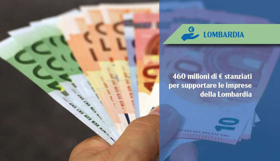 agevolazioni ripresa Lombardia